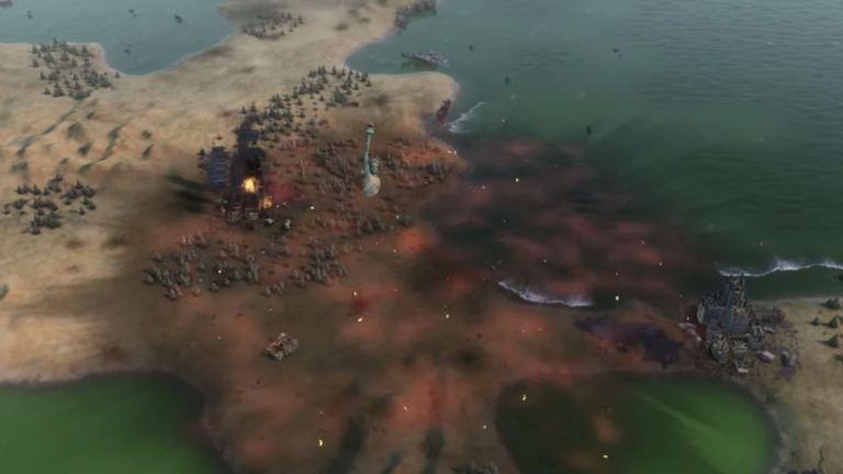 Civilization 6 battle royale mode