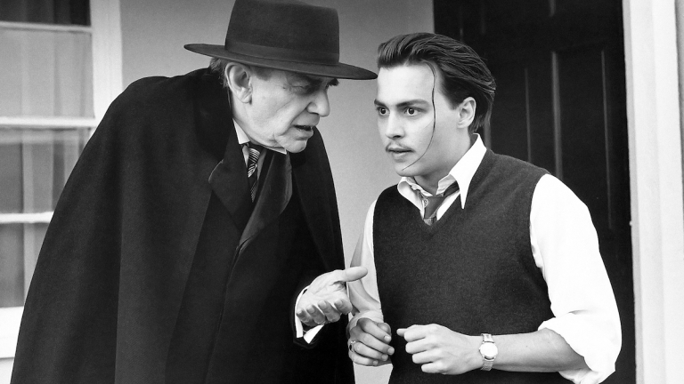 Ed Wood Tim Burton Best Movie Johnny Depp Bela Lugosi