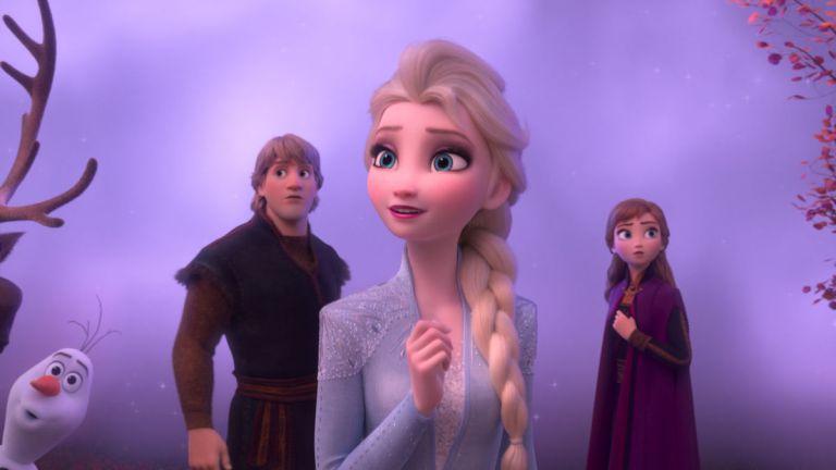 Frozen II Songs and Soundtrack Details Elsa Idina Menzel