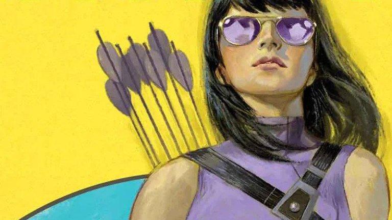 Marvel's Kate Bishop Hawkeye