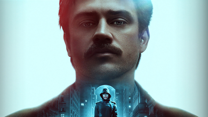 Boyd Holbrook, Cleopatra Coleman, In the Shadow of the Moon; Netflix