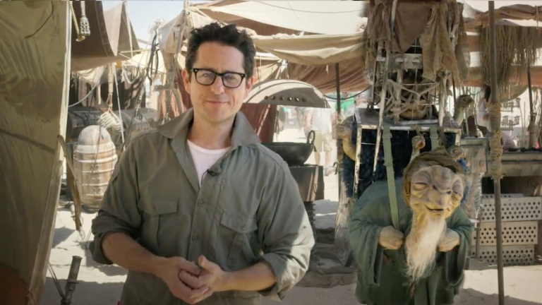 JJ Abrams Warner Media Bad Robot