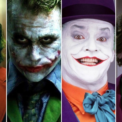 Actors who've played The Joker