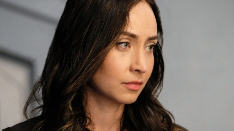 Courtney Ford as Nora Darhk on Legends of Tomorrow