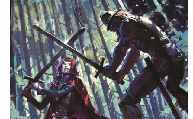 Marvel Conan Comics: Dark Agnes and Solomon Kane