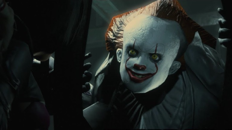 Resident Evil 2: Pennywise Mod