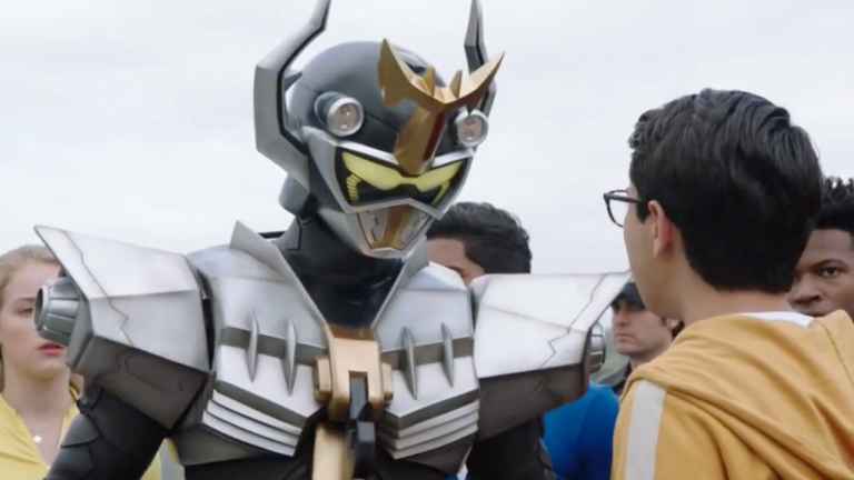 power rangers beast morphers episode 9 review silver sacrifice den of geek power rangers beast morphers episode 9