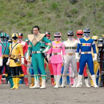 Power Rangers: A Guide To The Multiverse