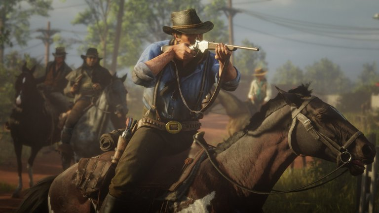 Red Dead Redemption 2 PC Port