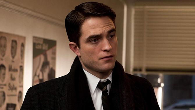 Robert Pattinson in Life; Cinedign