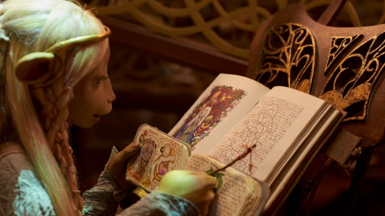 Brea in The Dark Crystal: Age of Resistance