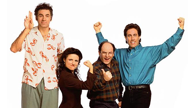 Seinfeld cast; NBC