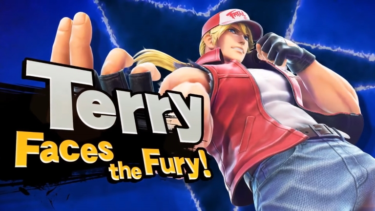 Super Smash Bros. Ultimate: Terry Bogard