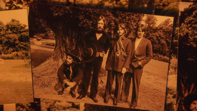 The Beatles, Here Comes the Sun