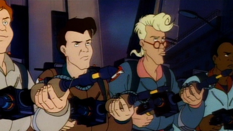 The Real Ghostbusters The 20 Scariest Episodes Of The Animated Series Den Of Geek