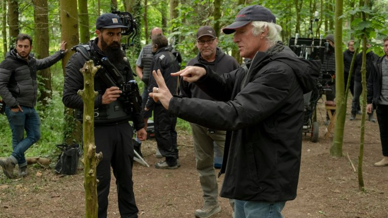 1917 Roger Deakins Interview One-Take Films Rope