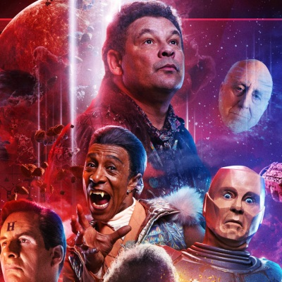Red Dwarf The Promised Land poster