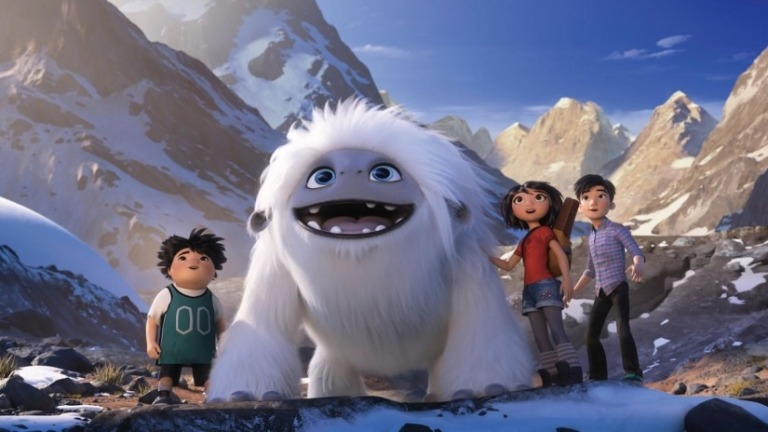 Abominable Movie Review Dreamworks Animation