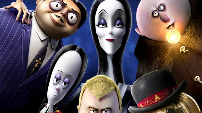 The Addams Family 2019; MGM/UAR