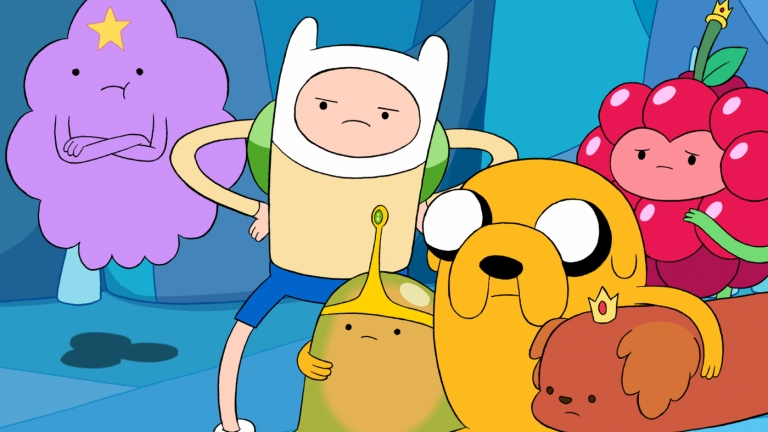 Adventure Time HBO Max