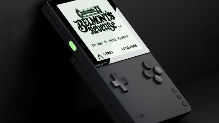 Game Boy Analogue Pocket