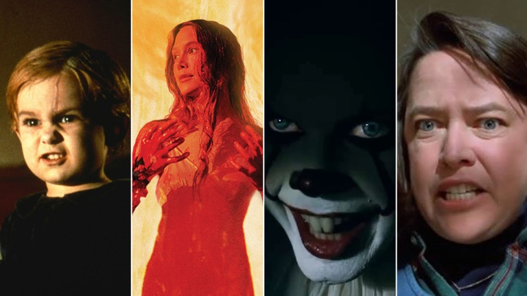 Scary Stephen King Movies