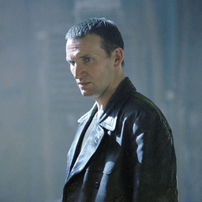 Actor Christopher Eccleston