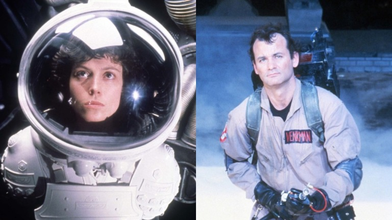 Ghostbusters and Alien Fathom Events Anniversary Screening