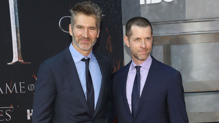 Game of Thrones David Benioff and DB Weiss Exit Star Wars