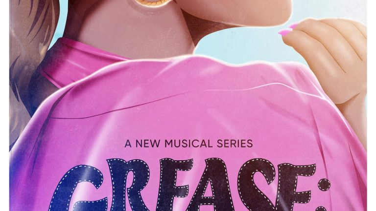 Concept Art for New Grease TV Series Grease: Rydell High on HBO Max