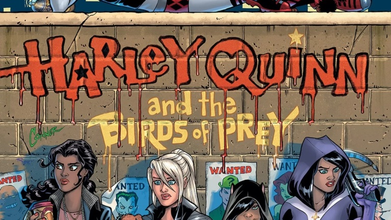 Harley Quinn and the Birds of Prey (DC Comics)