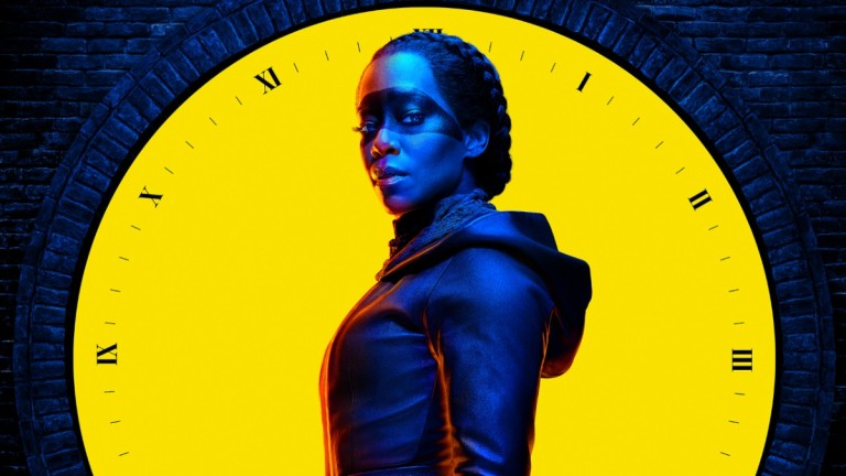 HBO Watchmen Series: Regina King as Sister Night