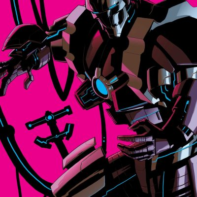 Iron Man 2020 From Marvel