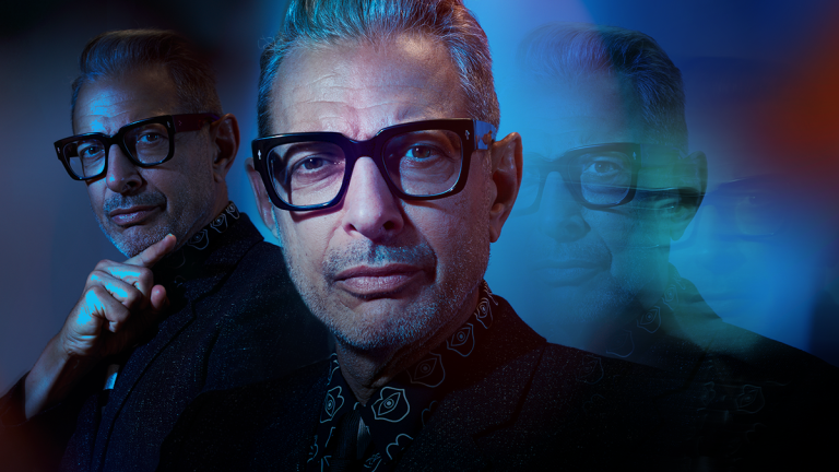 Jeff Goldblum in The World According To Jeff Goldblum From National Geographic and Disney+