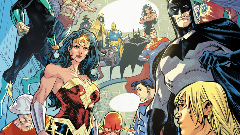 Justice League Roster: Francis Manapul