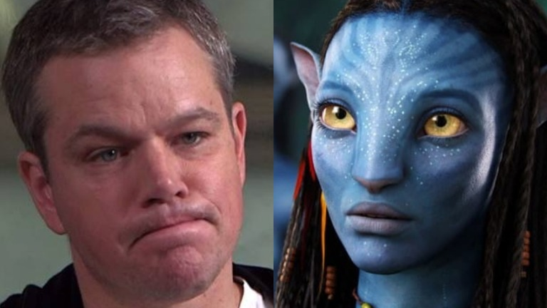 Matt Damon rejected the role of Sully in Avatar