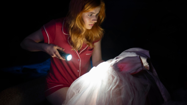 Kennedy McMann as Nancy Drew on The CW