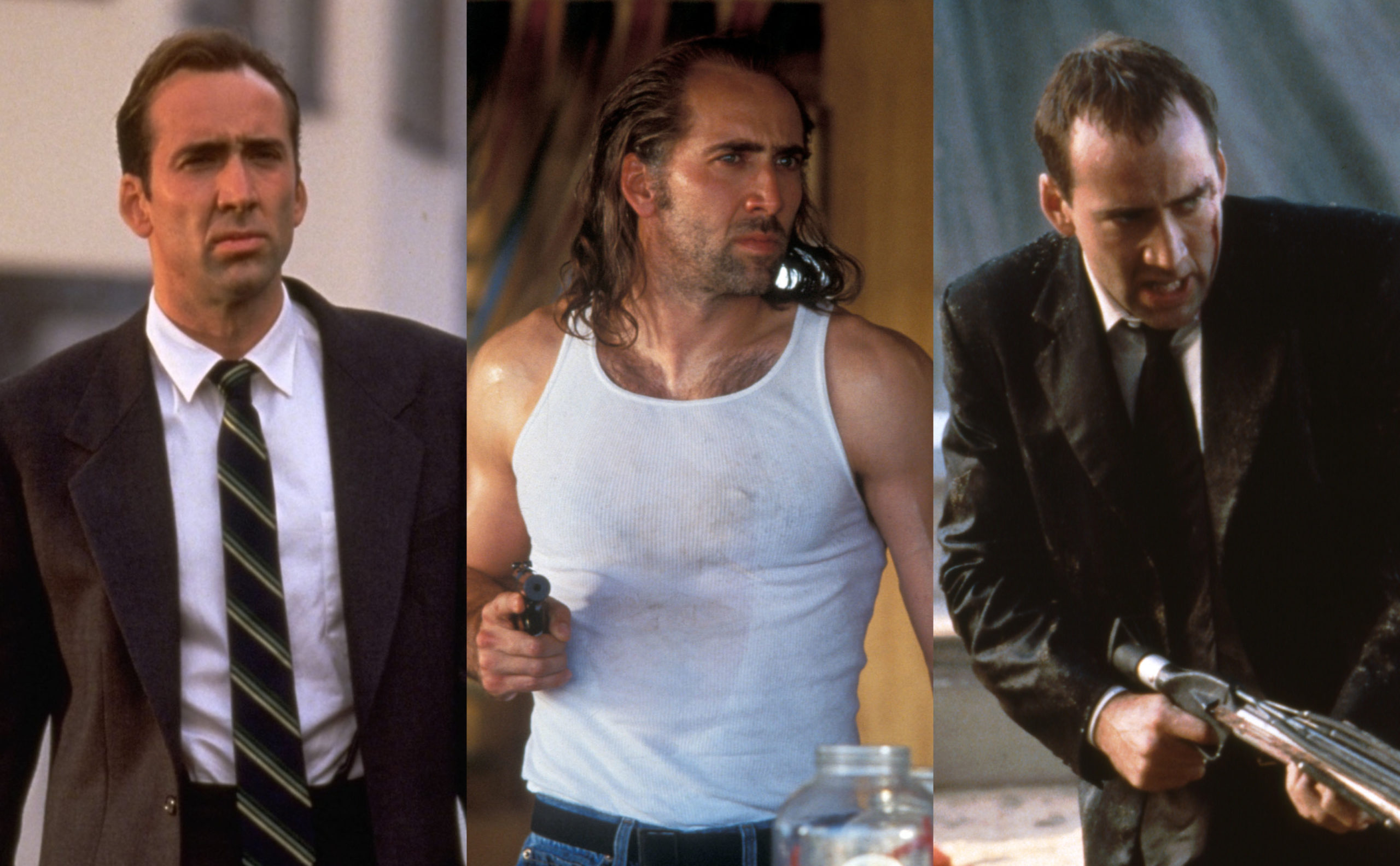 The Holy Trinity Of Nicolas Cage The Rock Con Air And Face Off Den Of Geek
