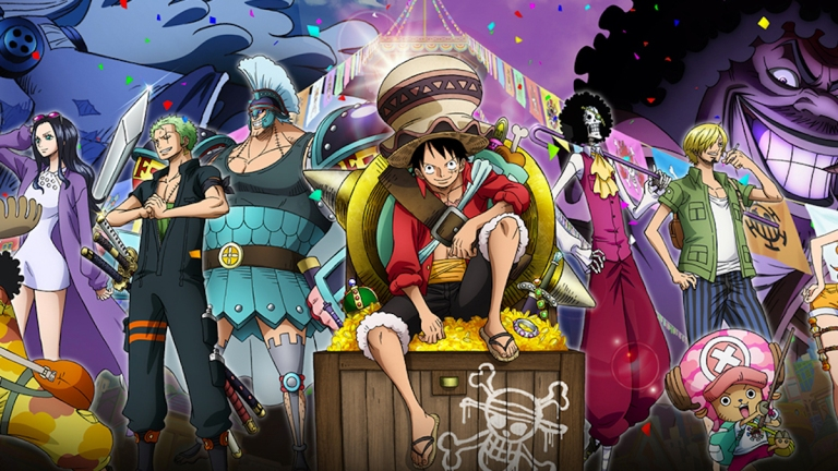 One PIece Stampede Movie Review Anime