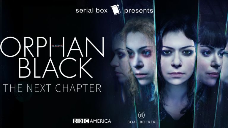 Tatiana Maslany as Many Different Characters in Orphan Black: The Next Chapter