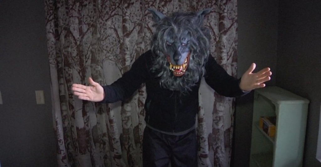 Mark Duplass como Peachfuzz en Creep