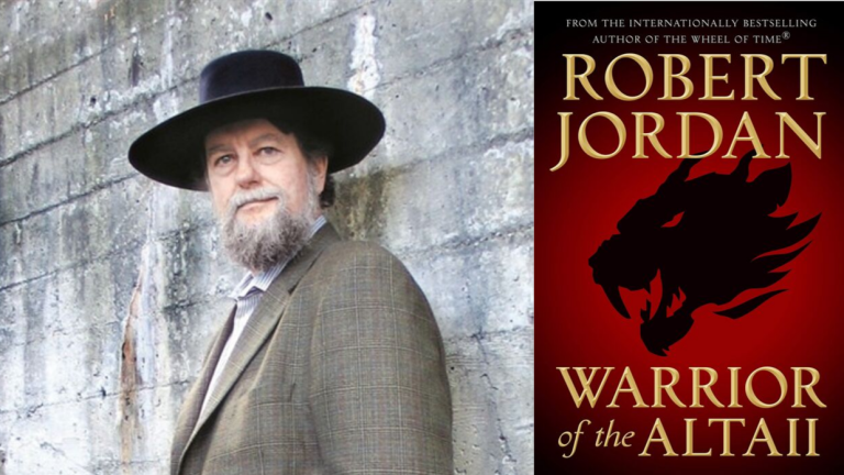 Wheel of Time Author Robert Jordan