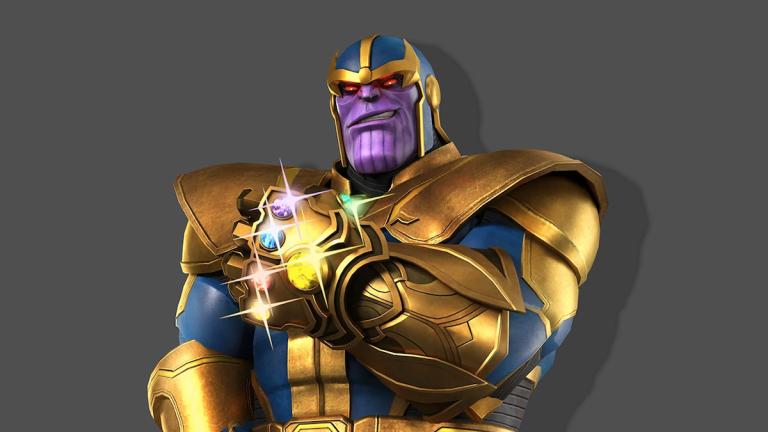 Thanos Smash Bros.