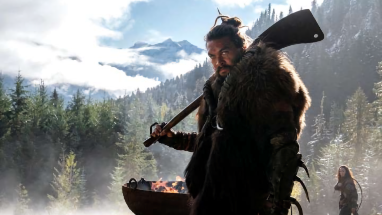 Jason Momoa as Baba Voss in See