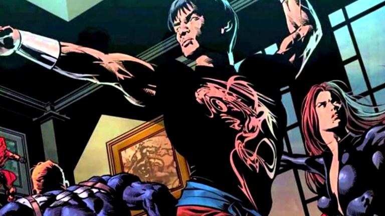 Marvel's Shang-Chi: Master of Kung Fu