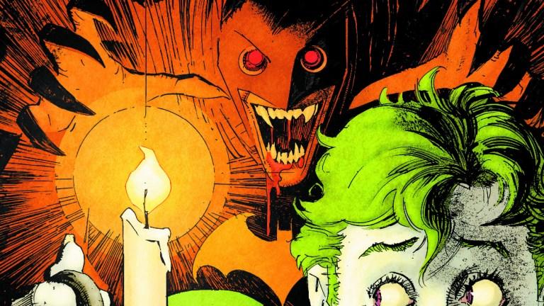 DC's Secrets of Sinister House