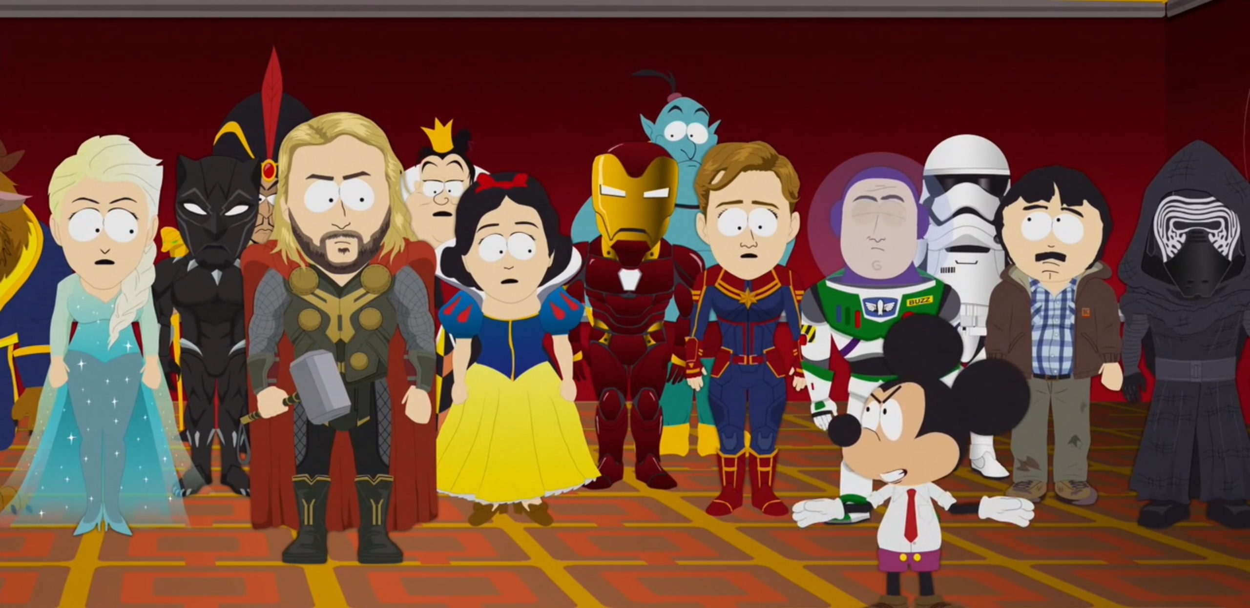 South Park Season 23 Episode 2 Review Band In China Den Of Geek