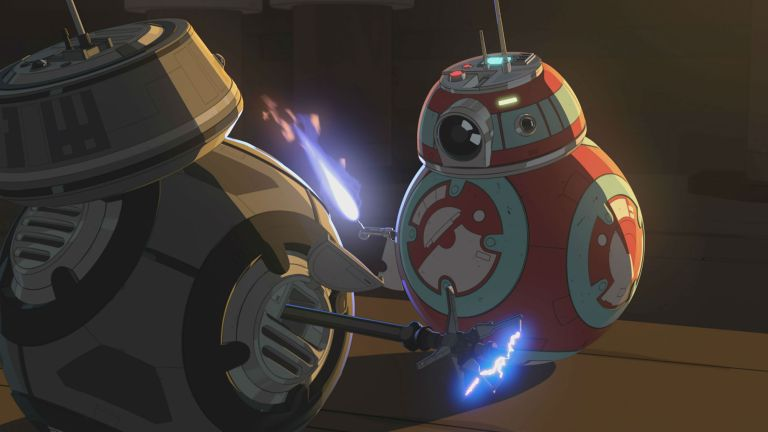 Star Wars Resistance Season 2 Episode 1 Into the Unknown