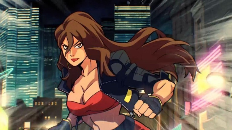 Streets of Rage 4 Hands-on Impressions