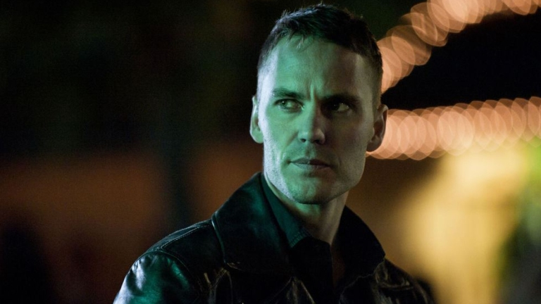 Taylor Kitsch on True Detective; HBO